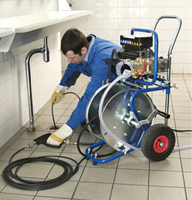 Drain Clearing is One of Our Specialties